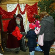 Der echte Weihnachtsmann [(c): Tilo Lautenschläger]
