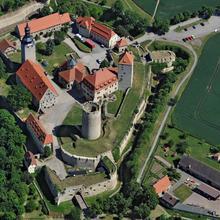 Burg Luftbild [(c): © Hajo Dietz] ©© Hajo Dietz