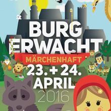 Plakat Burg erwacht - märchenhaft 2016 [(c): © Burg Querfurt] ©© Burg Querfurt