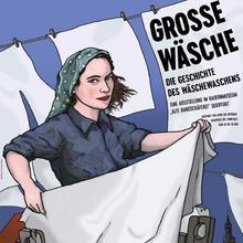 Plakat Grosse Wäsche [(c): FilmBurg Querfurt] ©FilmBurg Querfurt