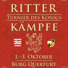 Logo Ritterkämpfe 2016 [(c): FilmBurg Querfurt] ©FilmBurg Querfurt