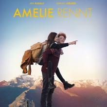 Filmplakat 'Amelie rennt' [(c): FilmBurg Querfurt] ©FilmBurg Querfurt