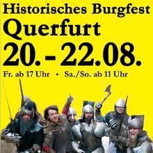 Burgfest 2021 - Plakat [(c): FilmBurg Querfurt] ©FilmBurg Querfurt