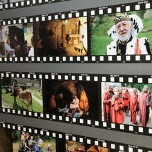 Filmausstellung [(c): FilmBurg Querfurt] ©FilmBurg Querfurt